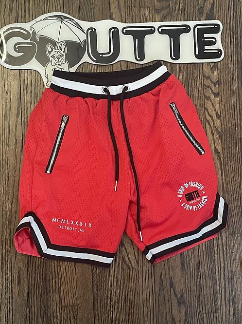 Official Goutte Starter Shorts