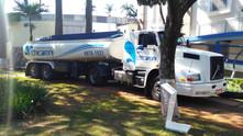 Caminhão Pipa em Itanhaém
