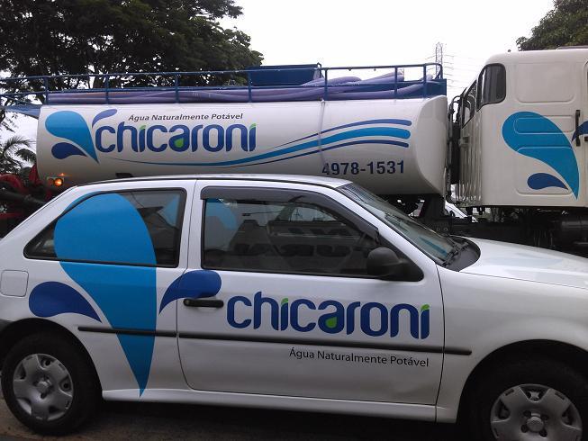 Caminhão Pipa em São Paulo