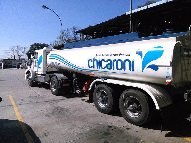 Água potável em Santo André
