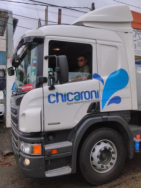 Caminhão Pipa em São Bernardo do Campo