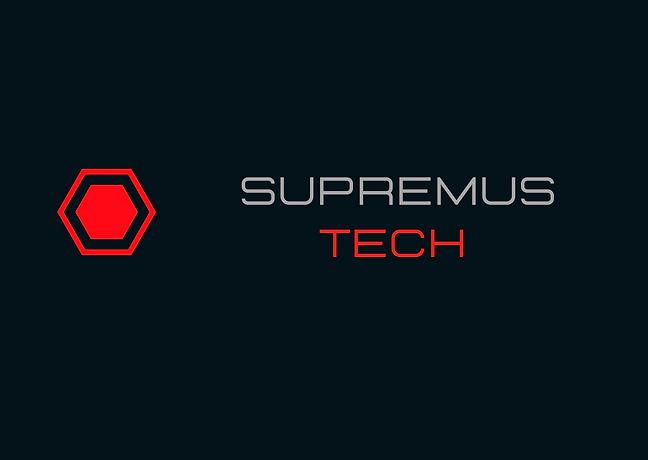 Supremus Tech Logotipo [Tamanho original