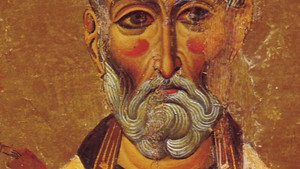 May 22:  The Day We Commemorate the Transfer of St. Nicholas' Relics from Myra to Bari