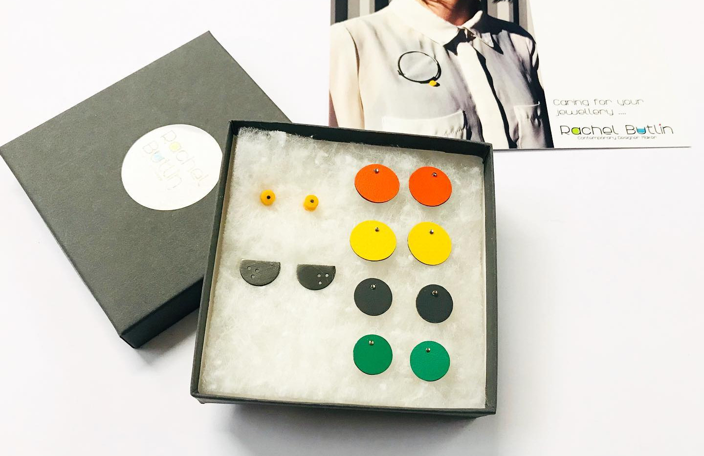 Component Earring collection