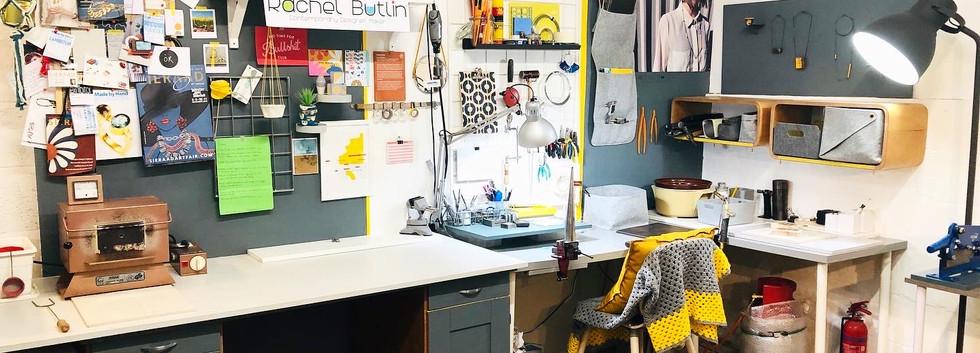 Image 1 - Studio, Rachel Butlin.JPG
