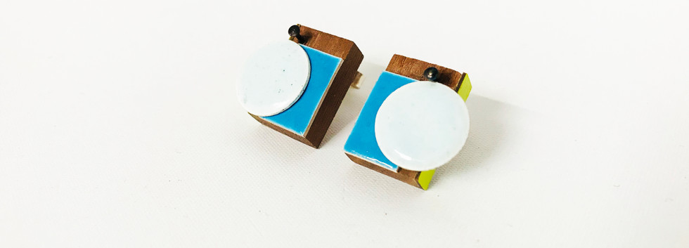 Blue and Lime Collection
