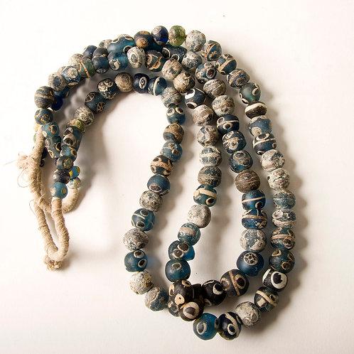 Ancient Islamic eye beads