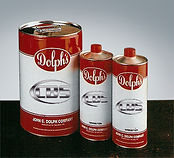 John C. Dolph varnish and insulating paints