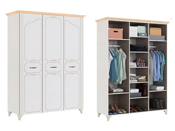 Шкаф 3-х дверный Элен-7
