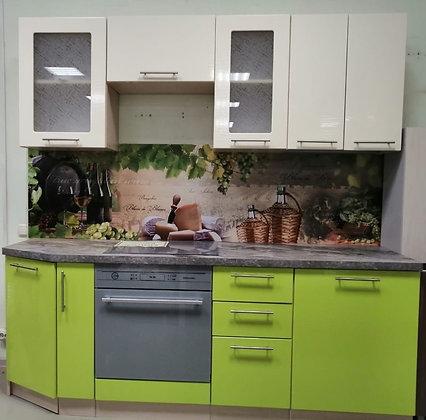 Кухня в Лайм №968