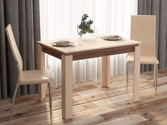 Обеденный стол Орфей 16.1 Кобург-Ясень Шимо