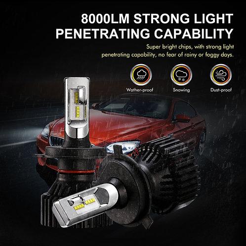 ZES 2nd Gen LED Headlight Replacement Bulbs