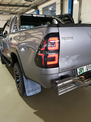 New HILUX REVO LED TAILLAMP SET.