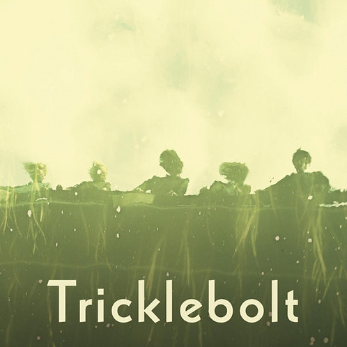 Tricklebolt-Tricklebolt LP Black
