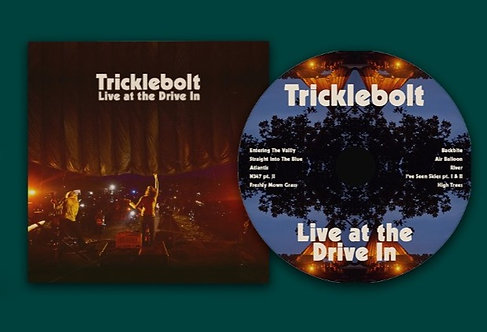 CD -Digipack- Live at the Drive In (incl. 50+ page Book)