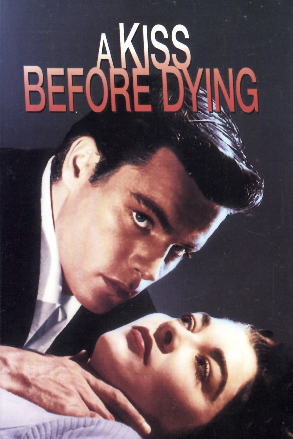 movie cover for a kiss before dying