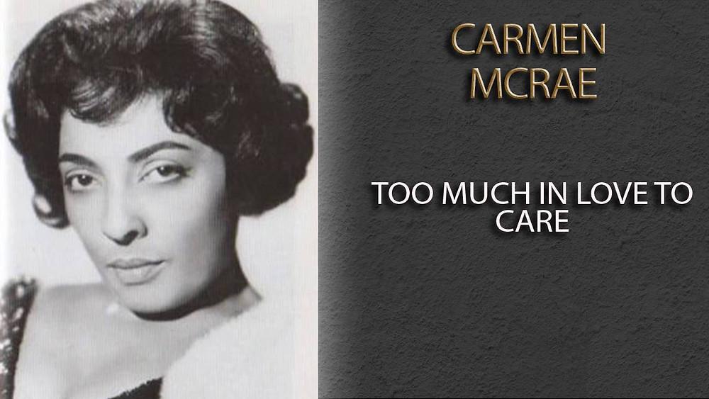 Album Cover for Carmen McRae