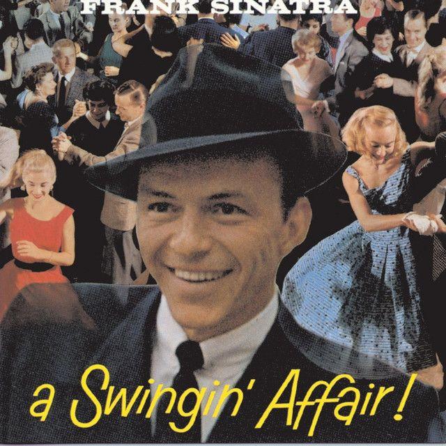 Photo of Frank Sinatra's Album a swingin' affair!