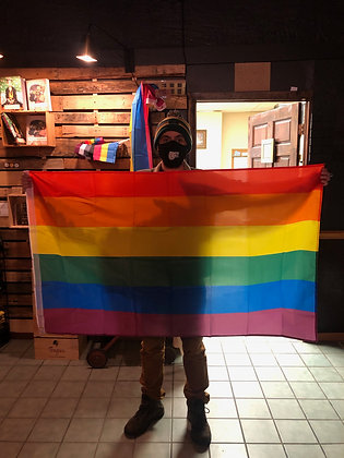 Large Pride Flags