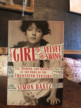 The Girl on the Velvet Swing - Simon Baatz