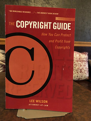 The Copyright Guide - Lee Wilson