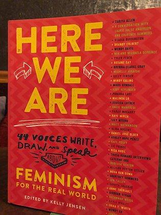 Here We Are: Feminism for the Real World - Kelly Jensen