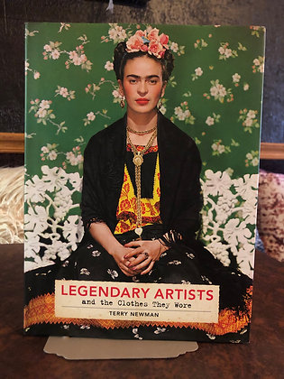 Legendary Artists and the Clothes They Wore - Terry Newman