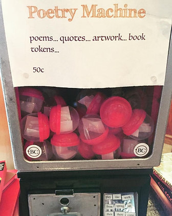 Poetry Ball Selection