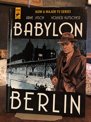 Babylon Berlin - Arne Jysch and VolkerKutscher