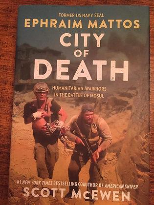 City of Death - Scott McEwen
