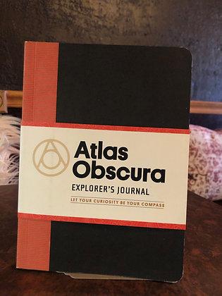 Atlas Obscura Explorers Journal