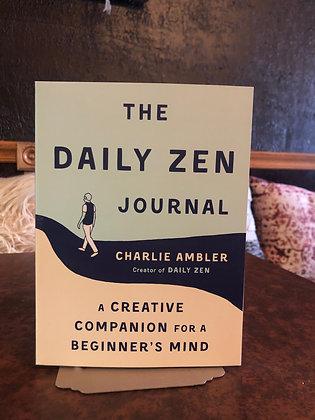 The Daily Zen Journal - Charlie Ambler