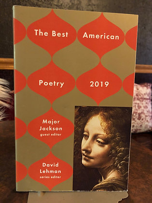 The Best American Poetry 2019 - Misc. Authors