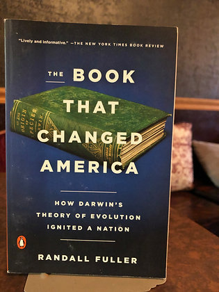 The Book That Changed America - Randall Fuller