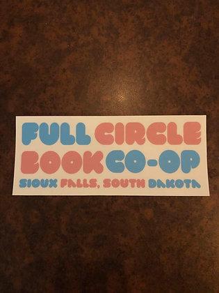 Bumper Sticker FCBC