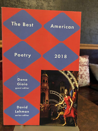 The Best American Poetry 2018 - Misc.