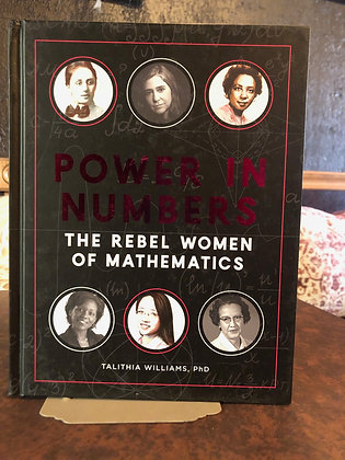 Power in Numbers the Rebel Women of Mathematics - Talitha Williams PhD