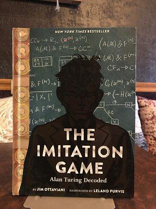The Imitation Game - Jim Ottaviani