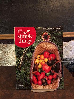 Best Of The Simple Things - Lisa Sykes