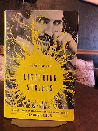 Lightning Strikes - John F. Wasik