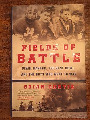 Fields of Battle - Brian Curtis