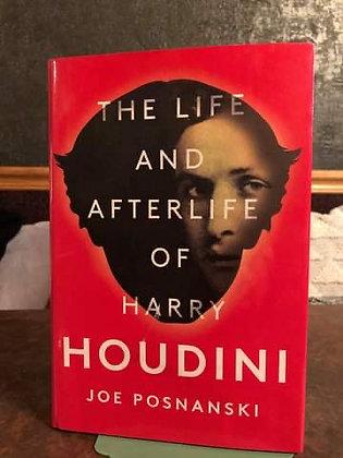 The Life and Afterlife of Harry Houdini - Joe Posnanski