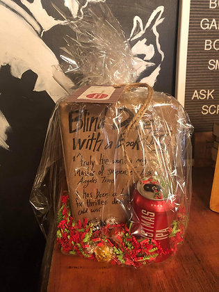 Gift Set: Blind Date with a Book, Beer & Chocolate *Curbside Pickup Only*