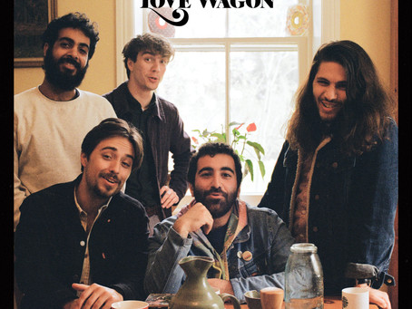 World Premiere: I Just Want Your Love by Love Wagon