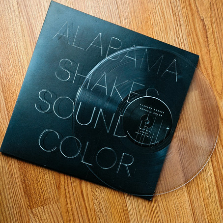 Alabama Shakes, Sound and Color   Vinyl Feature Fridays