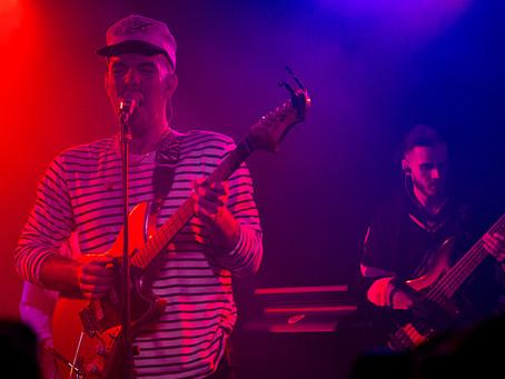Mac Ayres at The Velvet Underground