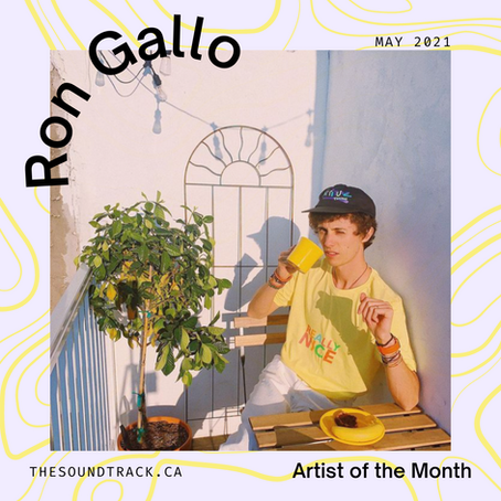 Ron Gallo Interview   May Artist of the Month