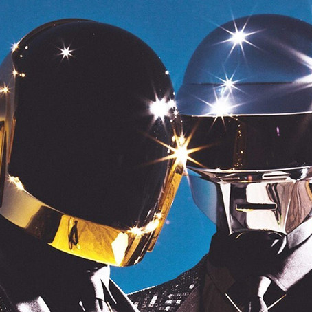 Daft Punk Taught Me How To Have A Good Time