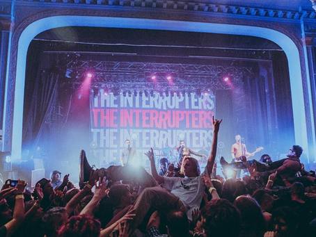 Interrupters SOLD OUT at the Danforth Music Hall