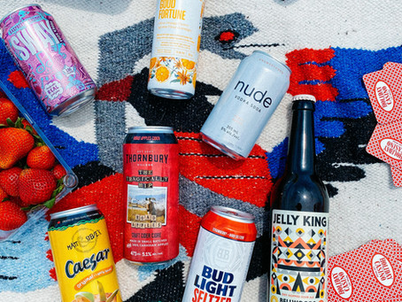Ten Drinks You Need In Your Fridge This Summer